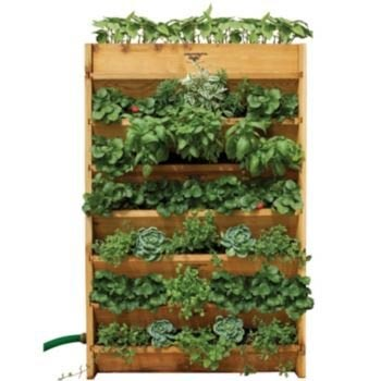 Complete Vertical Garden Kit Made Easy