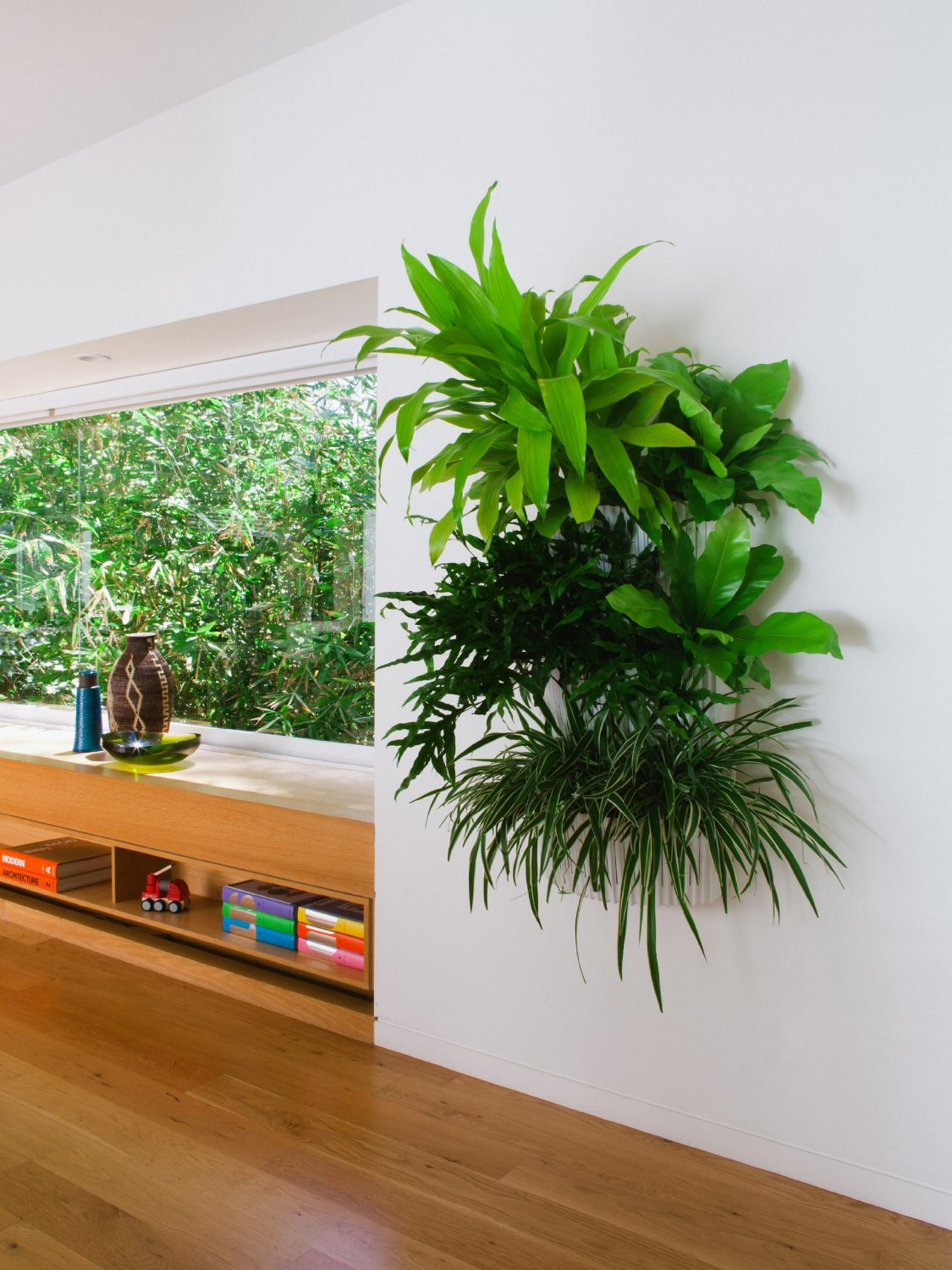 Vertical Garden Ideas For The Office