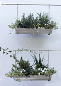 How to Make a Duct Planter