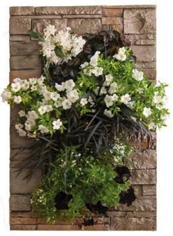 60 Vertical Garden Kit with Built In Irrigation